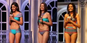 இந்தியாவின் நெக்ஸ்ட் டாப் மாடல் 2 பிகினி ஷோவுடன் தொடங்குகிறது