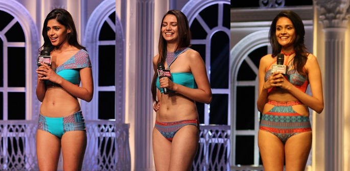 India's Next Top Model 2 starts with Bikini Show