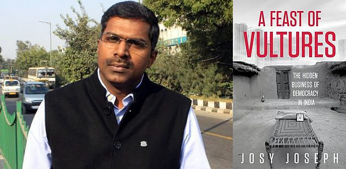 JOSY JOSEPH - A feast of vultures