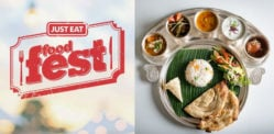 Indian restaurant spices up JUST EAT Food Fest 2016