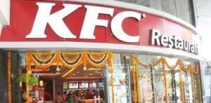 KFC India