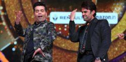 Karan Johar Dances forJhalak Dikhhla Jaa
