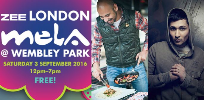 London Mela 2016 showcases Asian Arts and Culture