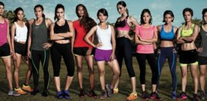Nike Ad Features Indian Sportswomen and Deepika Padukone