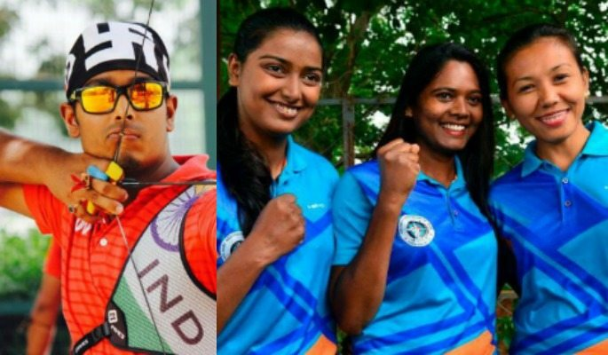 India's Olympic Archery Team