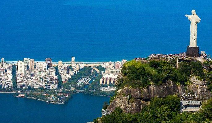 Christ the Redeemer Statue Rio 2016