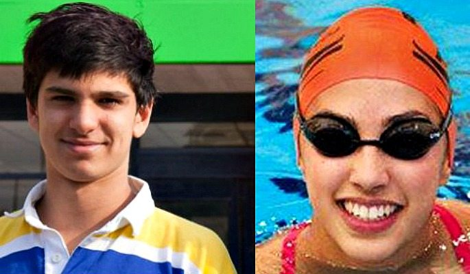 Pakistan's 2016 Olympic swimmers