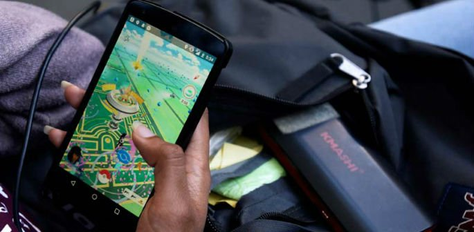 Pokémon Go gets Young Adults into Temples