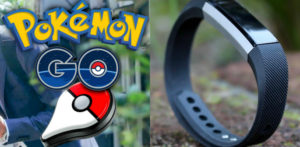 Pokemon Go Fitbit feature