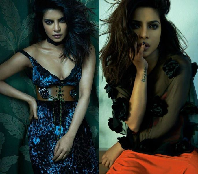Priyanka Chopra is Sexy & Fierce for Flaunt magazine