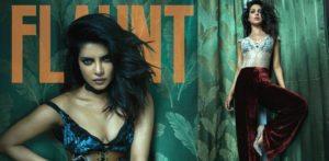Priyanka Chopra is Sexy & Fierce for Flaunt magazine