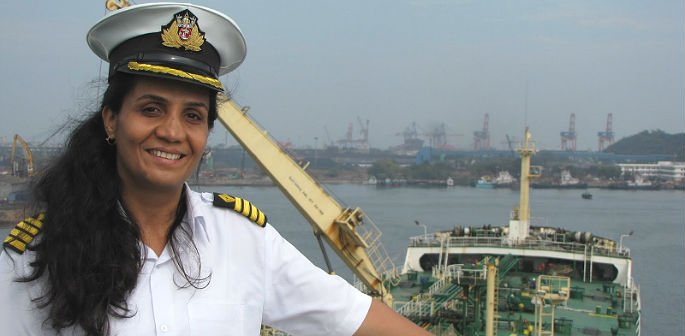 Radhika Menon is First Woman to get Bravery Award