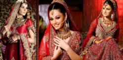 Is Red still a Popular Bridal Dress colour?