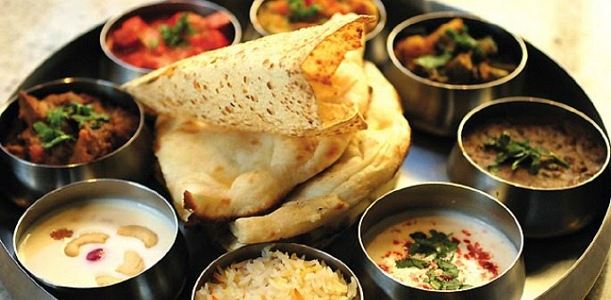 Report shows Indian love for North Indian food