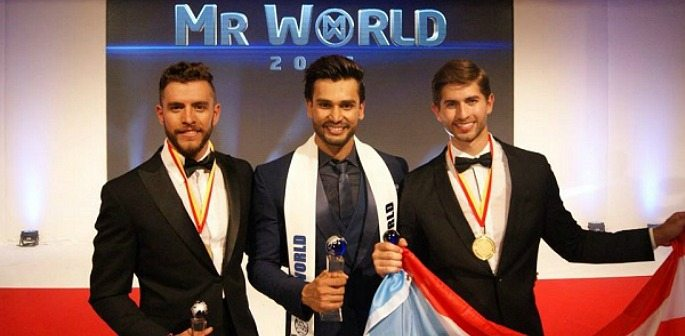 Rohit Khandelwal is First Indian to win Mr World