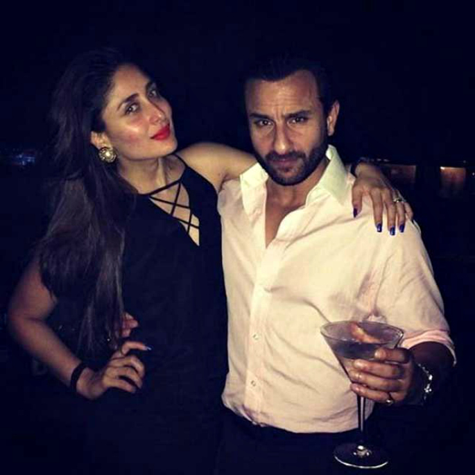 Saif Ali Khan confirms Kareena is Pregnant