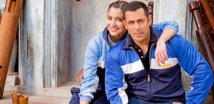 Salman Khan & Anushka Sharma wrestle in Sultan