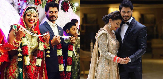 Sambhavna Seth and Avinash Dwivedi Wedding Photos