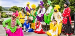 Gabhru Panjab De wins Welsh Culture Festival!