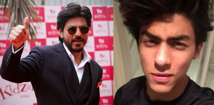 Shahrukh Khan prepares Aryan for Bollywood