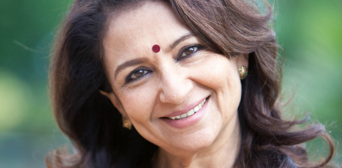 An Evening with Sharmila Tagore at LIFF 2016