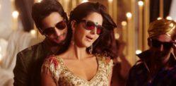 Sidharth & Katrina Kaif groove to 'Kala Chashma'