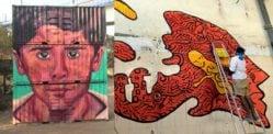 सेंट + आर्ट स्ट्रीट आर्ट फेस्टिव्हल हैदराबादला रवाना होईल