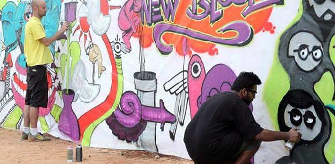 Indian Street Art Hyderabad