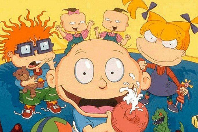 Top 90's Cartoons 2