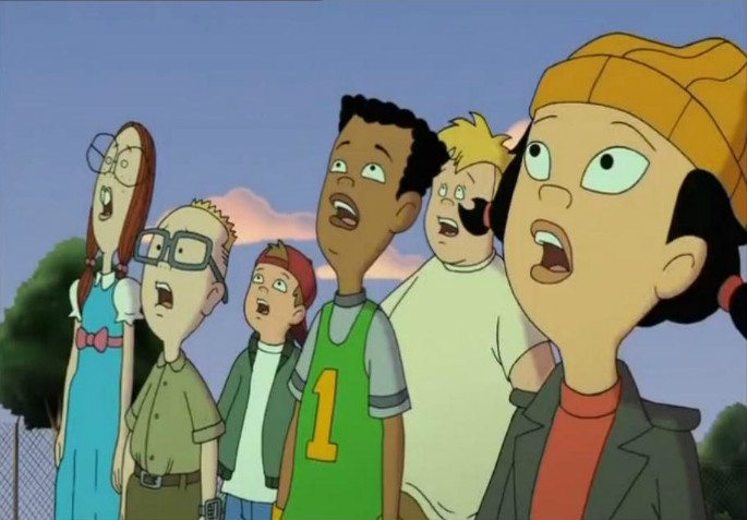 Top 90's Cartoons 3