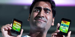 India produces a Smartphone costing only £3