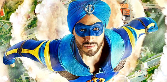 A Flying Jatt is Bollywood's answer to Superheroes