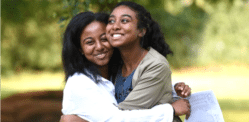 Sisters Leenah and Hiba secure places at Oxford University