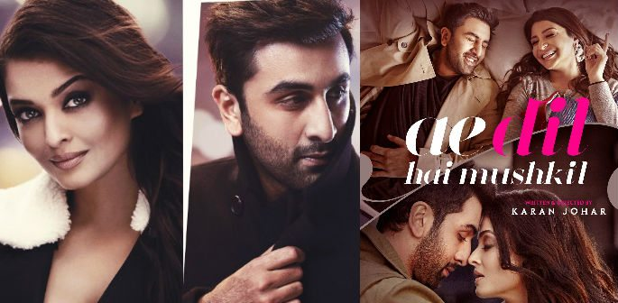 Ae Dil Hai Mushkil unfolds Unrequited Love
