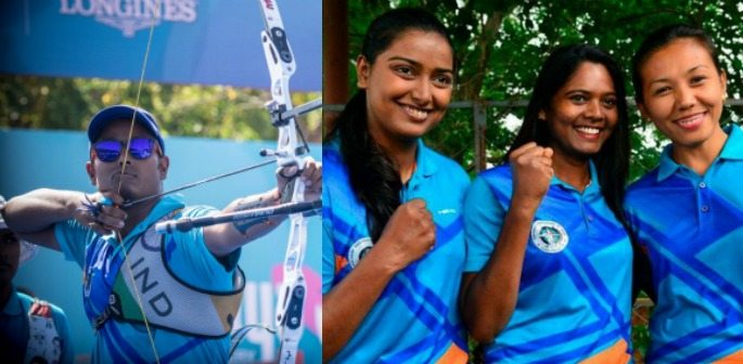 Indian archers give India an encouraging start to the Rio 2016 Olympics