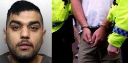 Asian Drug Dealer tried to Hide Evidence of Violent Robbery