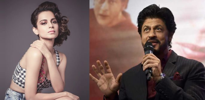 Bhansali casts Shahrukh Khan and Kangana in new film?