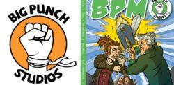 Big Punch Studios discuss Race, Gender & Comic Books