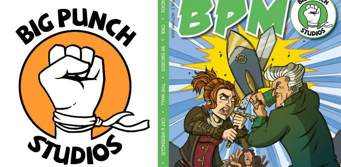 Big Punch Studios Talks Race and Gender in Comic Books featured