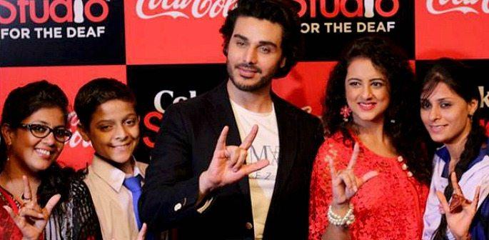 Coke Studio Pakistan makes Music for the Deaf