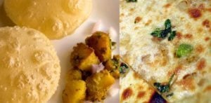 9 Types of Desi Breakfasts from Different States in India