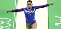 Dipa Karmakar makes Gymnastics History for India
