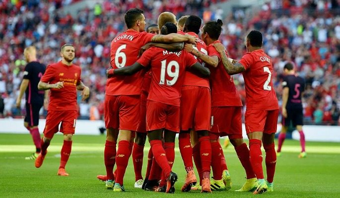 Liverpool 4-0 Barcelona