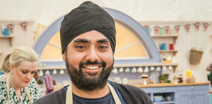 British Asian Rav joins Great British Bake Off 2016