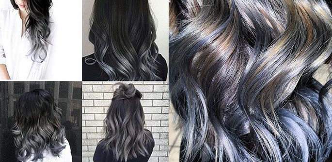 Is Grey Ombre Hair The Hottest New Trend Desiblitz