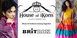 House of iKons pays Tribute to Prince at LFW 2016