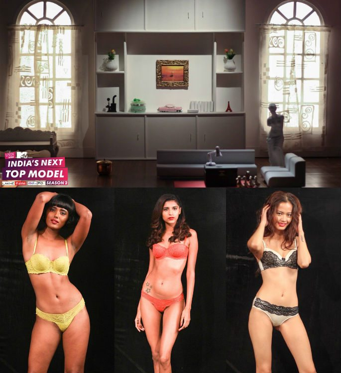 India's Next Top Model 2 gets Exotic and Hot