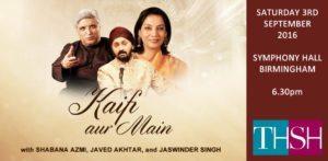 Win Tickets for Kaifi Aur Main Live in Birmingham