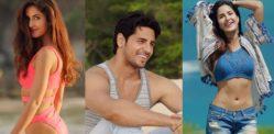 Sidharth Malhotra adores Katrina Kaif in 'Sau Aasmaan'