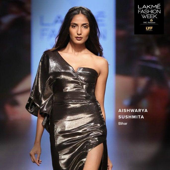 लक्मे फैशन-सप्ताह मिलिए-मॉडल-ऐश्वर्या-सुष्मिता